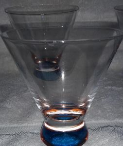 Set of Six Dansk Glasses